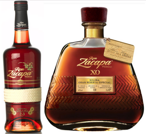 Ron Zacapa Love Pakken - 2 x 70 cl