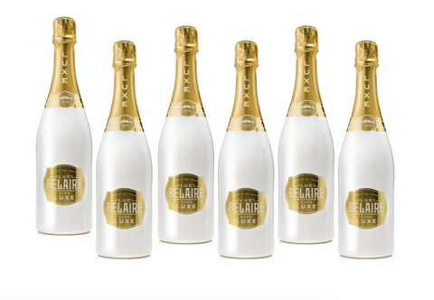 6 x Luc Belaire LUX 75 Cl - LIMITED EDITION