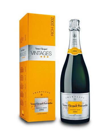 Veuve Clicquot Vintage Rich 75 Cl
