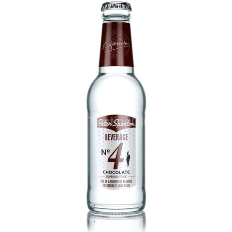 24 x NO. 4 CHOCOLATE TONIC - PETER SPANTON