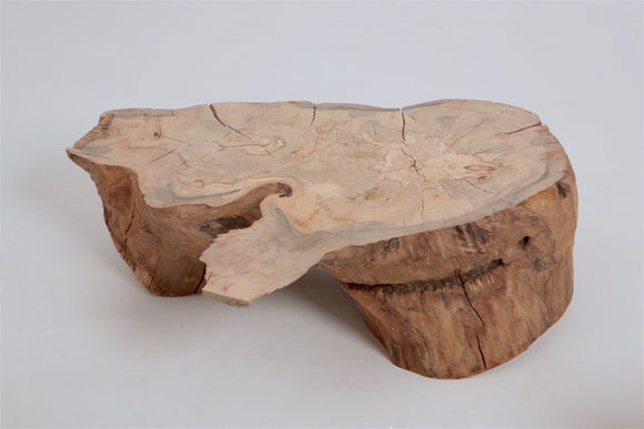 Coffee table - hand made from solid reclaimed wood and one of a kind.
