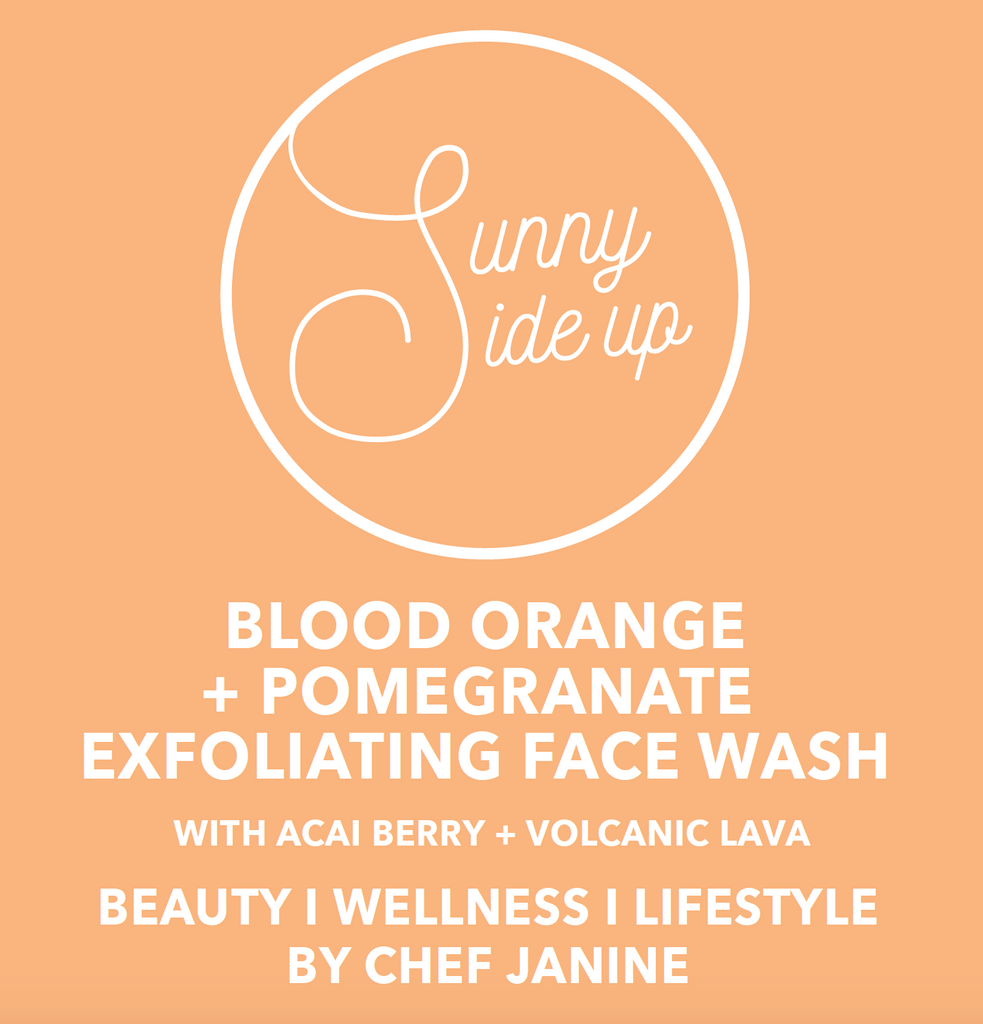 FACE WASH | BLOOD ORANGE + POMEGRANATE