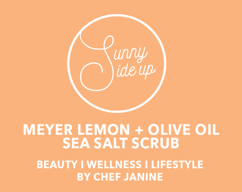 HAND + BODY SCRUB | MEYER LEMON + OLIVE OIL + SEA SALT