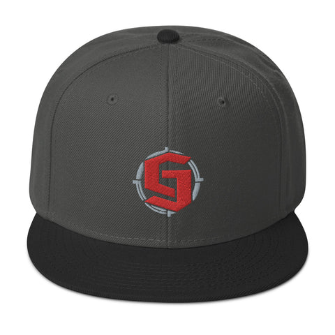Image of Logo Snapback Hat