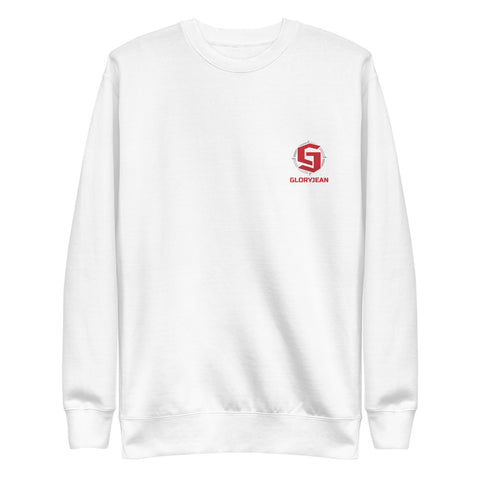 Image of Crewneck Logo Sweatshirt