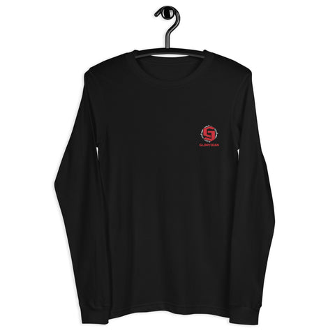 Image of Long Sleeve Logo Tee