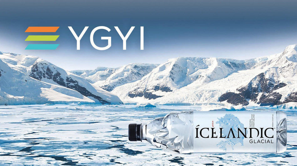 ygyi announces exclusive cross-marketing agreement with icelandic glacial™  and joint development of new products including rtd cbd to extend ygyi's  roster