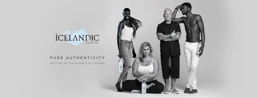 "Icelandic Glacial™ Launches ""Pure Authenticity"" Ad Campaign"