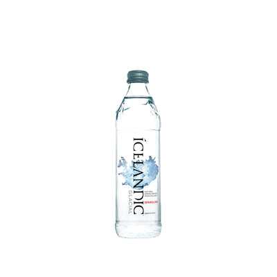 Subscription - 330mL Sparkling Glass Icelandic Glacial Water Case - LA