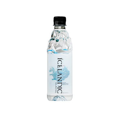 500ml 6 Packs Icelandic Glacial Water Case - LA