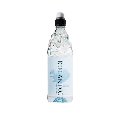 Subscription - 750ml Sports Cap Icelandic Glacial Water Case - LA