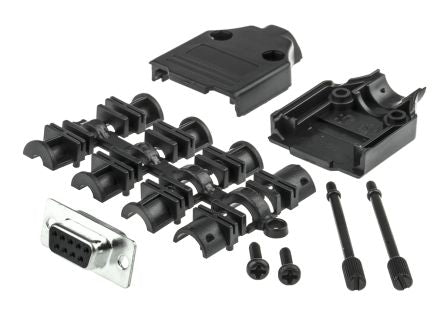 MH Connectors MHDTPPK9-DB9S-K 7873808