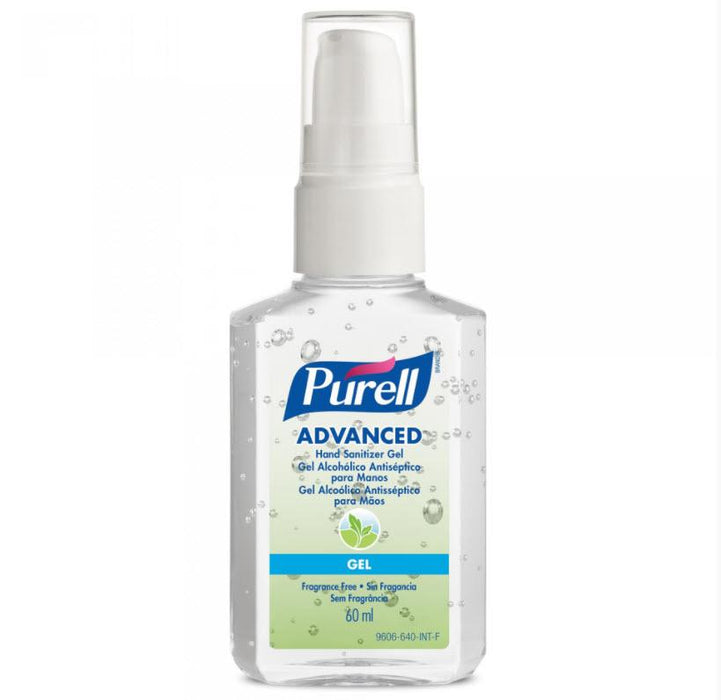 GEL Rửa Tay Diệt khuẩn PURELL® Advanced Green Certified Gel Intl 24/60 mL [9606-24-INT00]