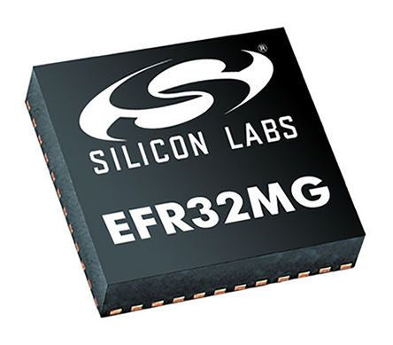 Silicon Labs EFR32MG12P432F1024GM48-B 1347252