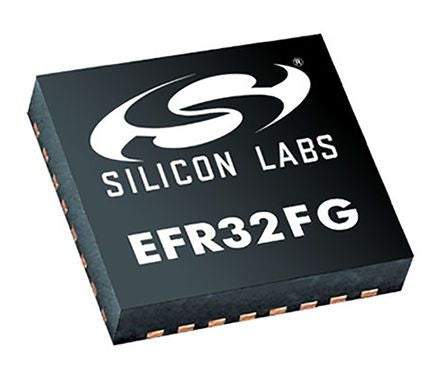 Silicon Labs EFR32FG12P431F1024GM48-B 1347270
