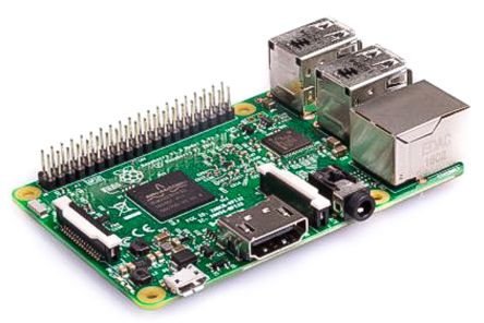 Raspberry Pi Pi 3 Model B_STD 1828032