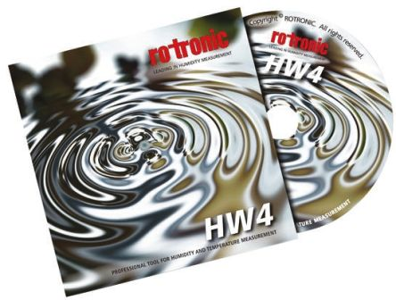 Rotronic Instruments HW4-E Software 6680801