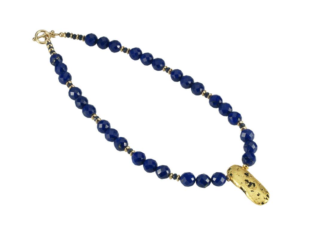 Luxurious Lapis Necklace