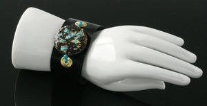 Glow Cuff Turquoise Dazzle