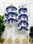 Waves - Skirt Set