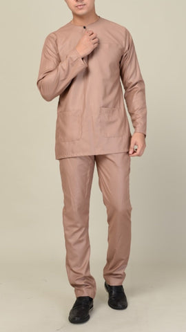 Aliff Men's Raya Set