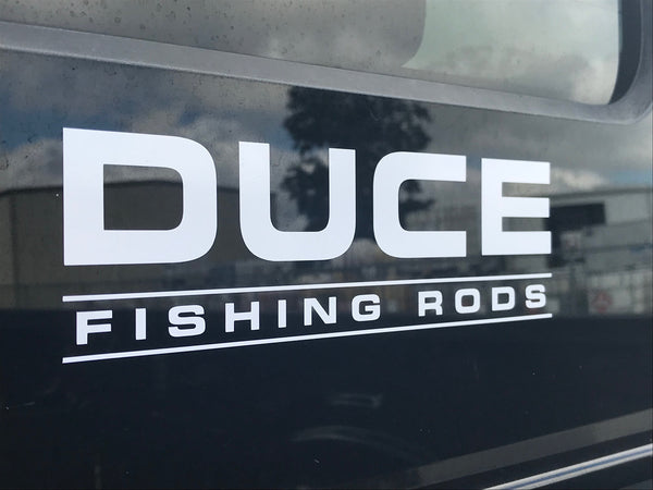 Team DUCE Decal