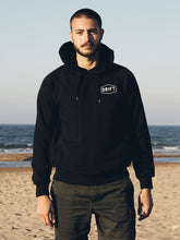 Load image into Gallery viewer, Cove Pullover Hoody Black