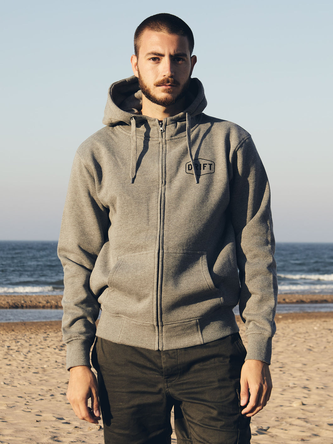 Cove Zip Hoody