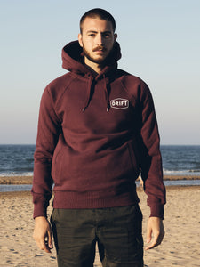 Cove Pullover Hoody Burgundy