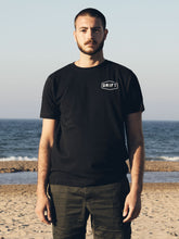 Load image into Gallery viewer, Drift Black Logo Tee