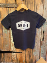 Load image into Gallery viewer, Drift Kids Tee Navy