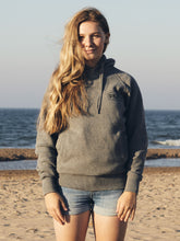 Load image into Gallery viewer, Cove Pullover Hoody Grey