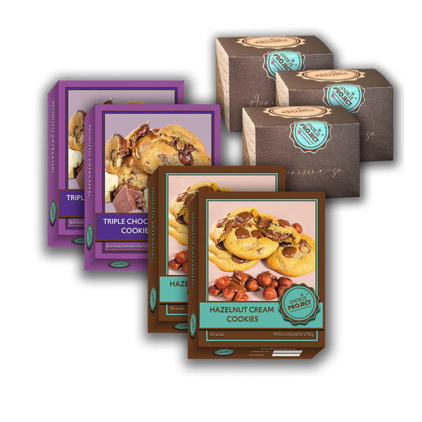 Super Kit Cookie Project - 30%OFF