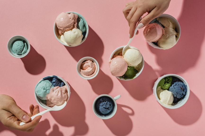 NEW IN: Frankie's ice cream available for same day delivery