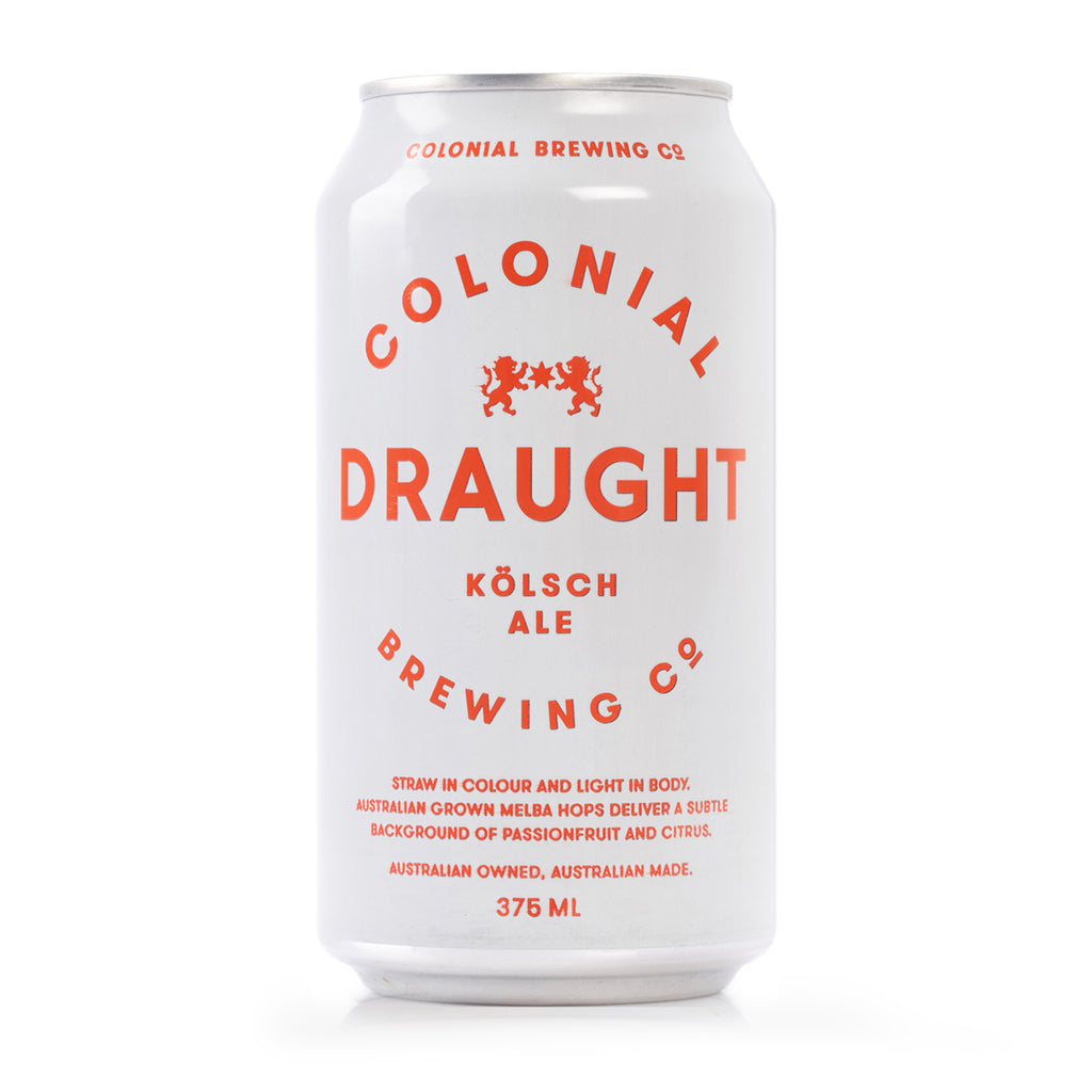 Colonial Brewing Co. Draught