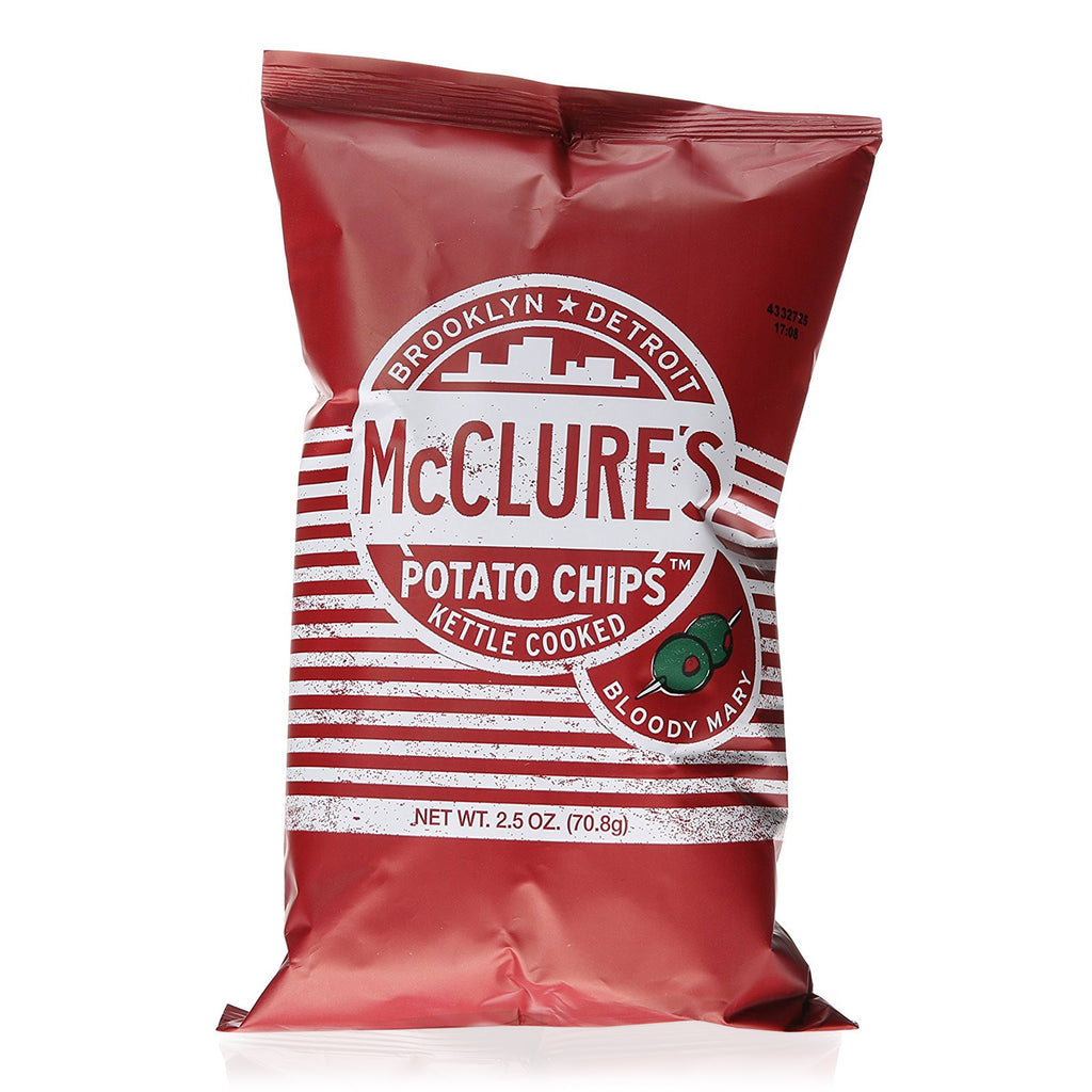 McClure's Bloody Mary Potato chips