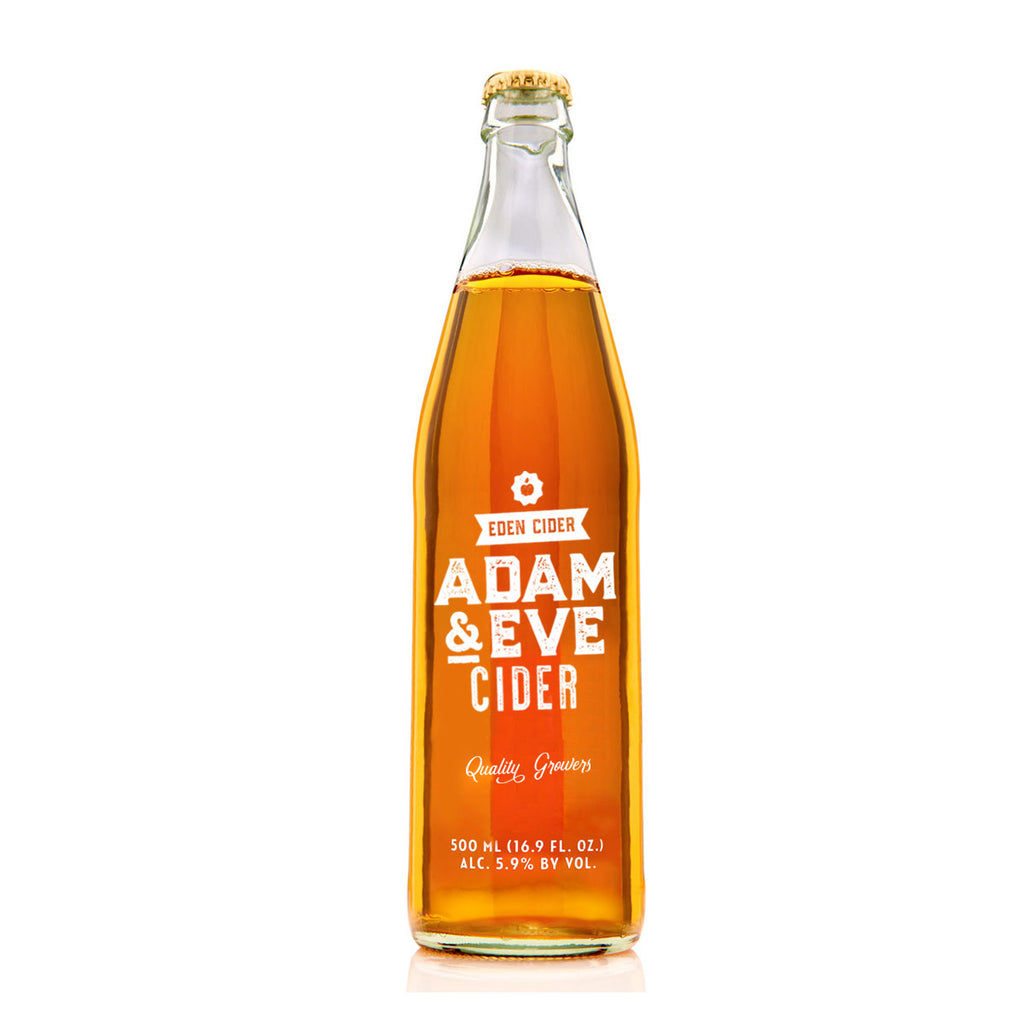 Eden Brewers Adam & Eve Cider