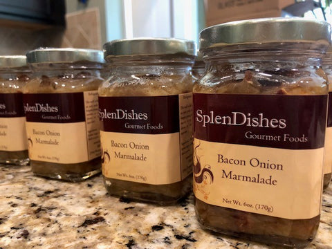 Bacon Onion Marmalade