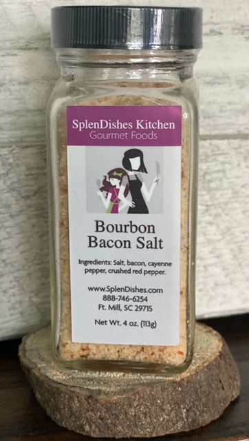 Bourbon Bacon Salt