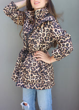 Load image into Gallery viewer, Cheetah Parka
