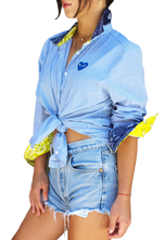 Load image into Gallery viewer, Blue Bella Shirt