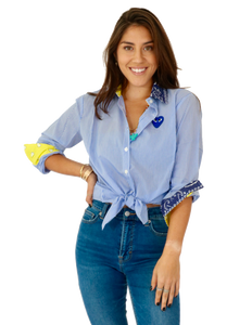 Blue Bella Shirt