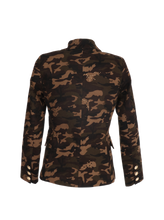 Load image into Gallery viewer, Camo Blazer
