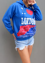 Load image into Gallery viewer, I Love London Sweatshirt