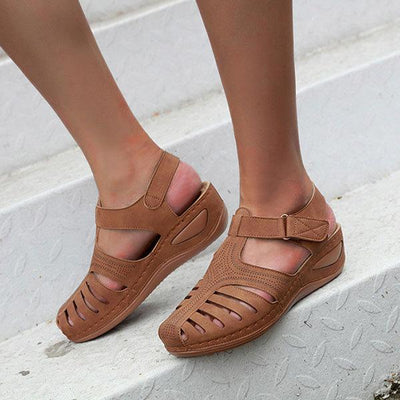 Women's Lightweight Breathable Wedge Sandals