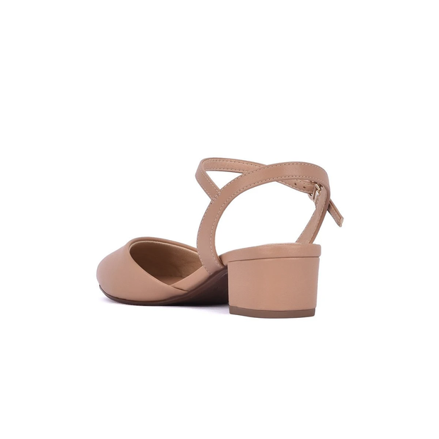 Women's Close Toe Ankle Strap Sandals