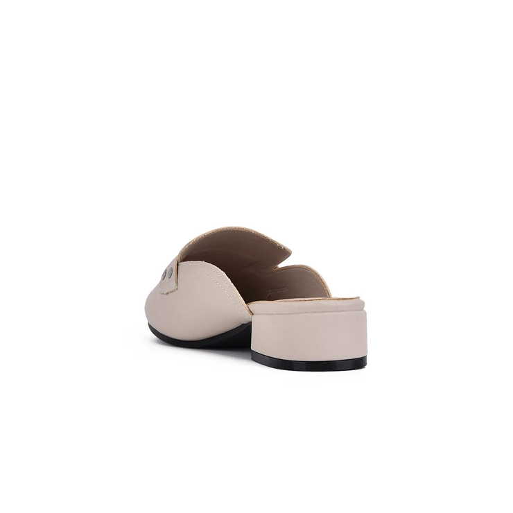 Women's Leather Mules