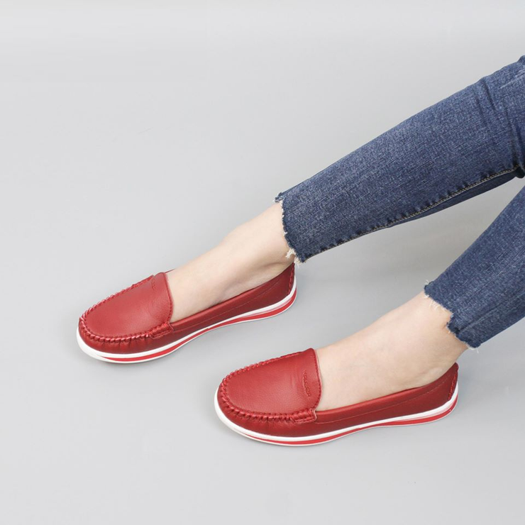 PAMOJO MOCA PLAIN LOAFERS