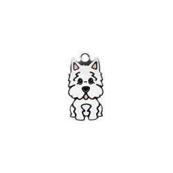 Westie | Dog Tag - Sunday Paws