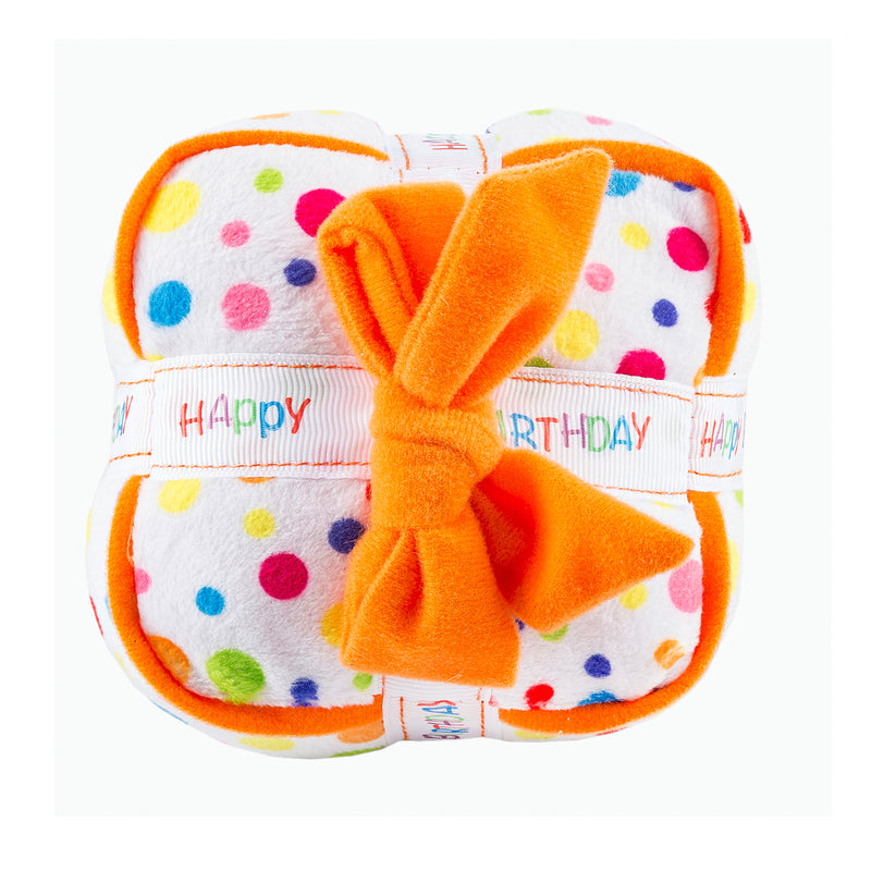 Happy Birthday Gift Box | Plush Toy - Sunday Paws